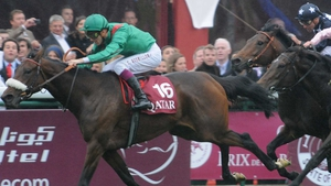 Christophe Soumillon last won the Arc on Zarkava in 2008