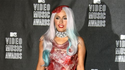 Gaga warned by PETA