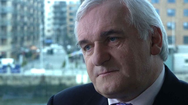 Bertie Ahern - Former Taoiseach will not contest next election