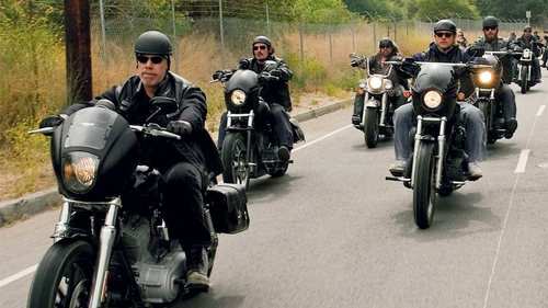 Sons of Anarchy - motors running for a spin-off series?