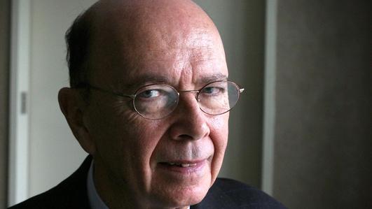 Wilbur Ross/Bank of Ireland