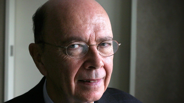 Wilbur Ross currently holds 5.54% of Bank of Ireland's shares