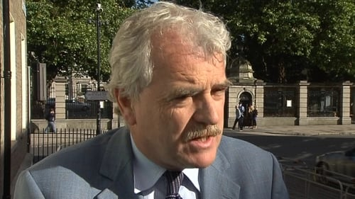 Finian McGrath - Independent TD will get more speaking time in the Dáil