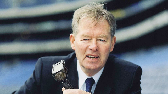 Micheál Ó Muircheartaigh will hang up his microphone this weekend