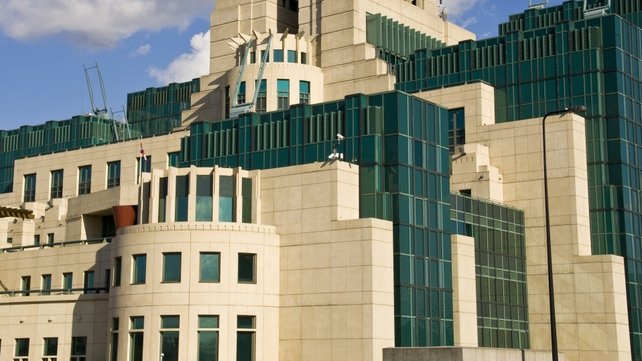 MI5 - Headquarters in London