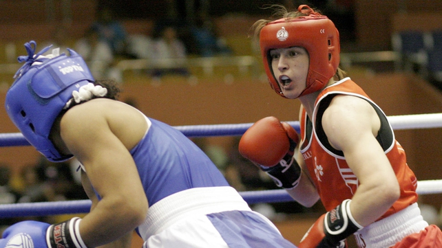 Katie Taylor and Queen Underwood could face off in London