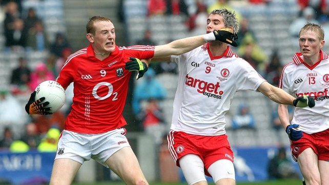 Tyrone claimed the Minor title earlier today