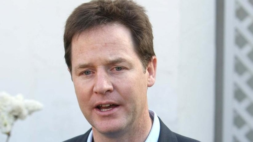 Nick Clegg - Meeting 'dominated' by economic issues
