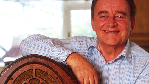 Larry Gogan: A guest on People of the Year Awards tonight