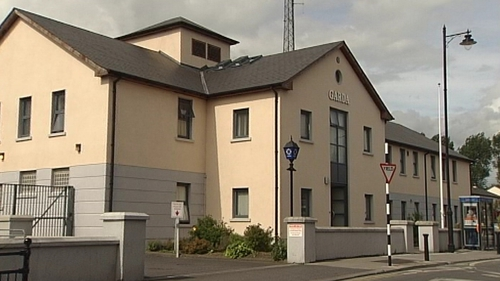 The two men are being held at Tullamore Garda Station