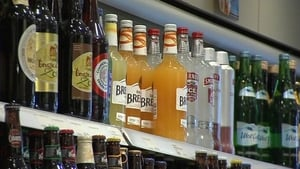 Proposal contains a choice of three options in all shops for the display and sale of alcohol products