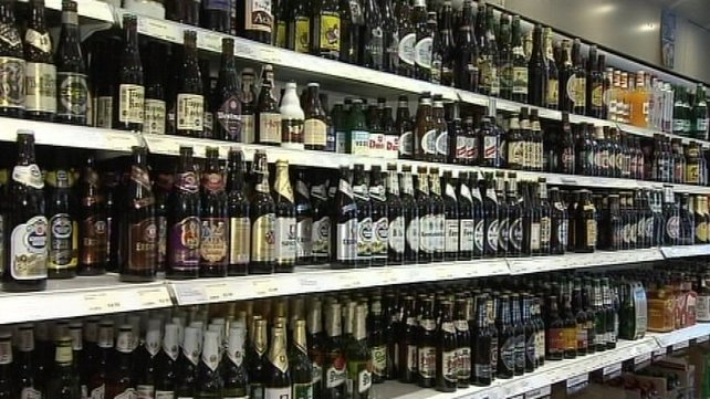 SVP has called for the introduction of minimum pricing for alcohol