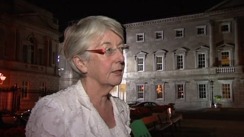 Mary Upton - First elected to Dáil in 1999