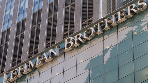 Lehman Brothers - Collapse triggered economic crisis