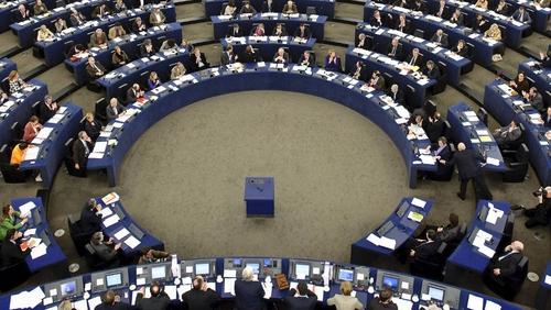 European Parliament - Eight MEPs sign declaration against 12.5% rate