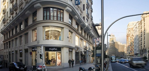Strong euro has hit Inditex's first quarter profits