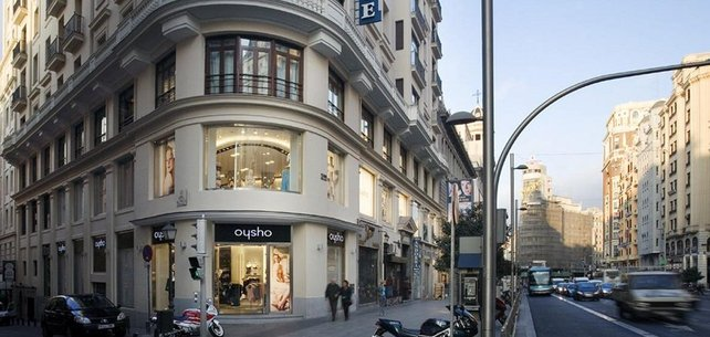 Inditex has suffered from a double-dip recession in its home market Spain