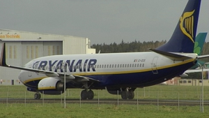 Ryanair - Dublin services to be reduced