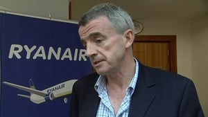 Michael O'Leary said there was no evidence of any growth in Irish tourism
