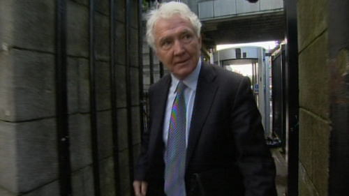 Sean FitzPatrick - Anglo is his largest creditor