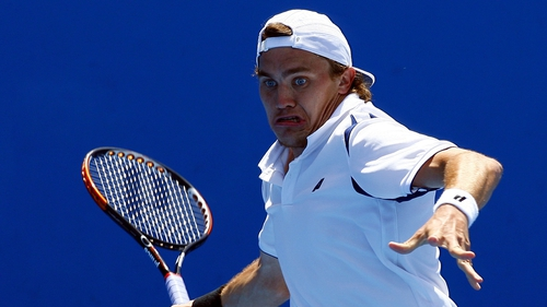 Louk Sorensen - Reached the second round of the Australian Open in 2010