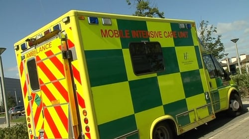 Ambulances - Response time target of eight minutes