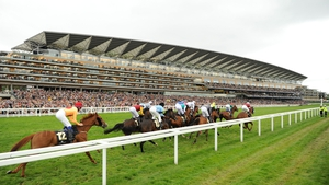 Ascot issued penetrometer readings of 5.9 for the straight course and 6.7 for the inner course earlier this week