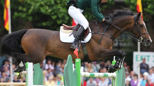 O'Donnell is National Show Jumping champion
