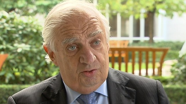 Peter Sutherland - Costs are still too high