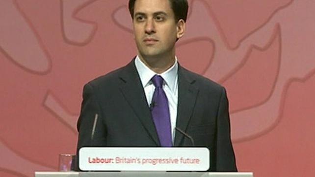 Ed Miliband - Won by narrow margin