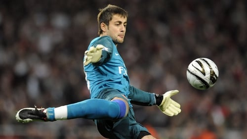 Poland international Lukasz Fabianski