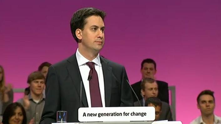 Ed Miliband v The Unions