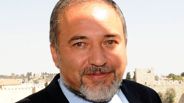 Avigdor Lieberman said: 'This chapter is now behind me'