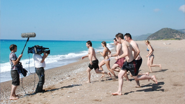 Producers were a little disappointed with the auditions for the Irish Baywatch