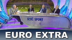 SEND YOUR COMMENT OR QUESTION TO THE PANEL AT euroextra@rte.ie