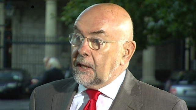 Ruairi Quinn - Review to be launched formally before Easter