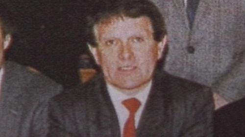 Des Fox was killed near Prosperous in Co Kildare in September 1990
