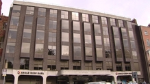 Six One News: Anglo Irish Bank deposits transferred to AIB