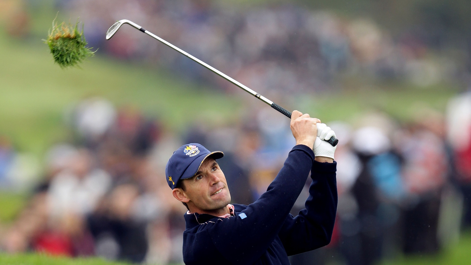 Harrington reveals major swing work