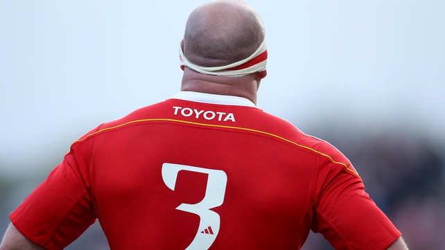 John Hayes - Intended hanging up his boots last season but made himself available following a request by the IRFU