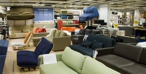 IKEA offset lower prices to customers with lower purchase prices and increased efficiency in its supply chain.