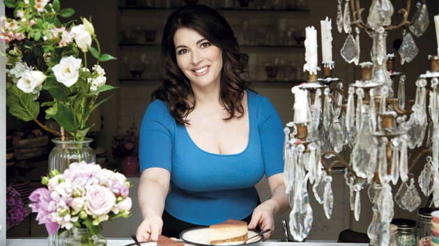 Nigella's back with The Taste in January