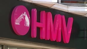 Four HMV outlets have closed their doors