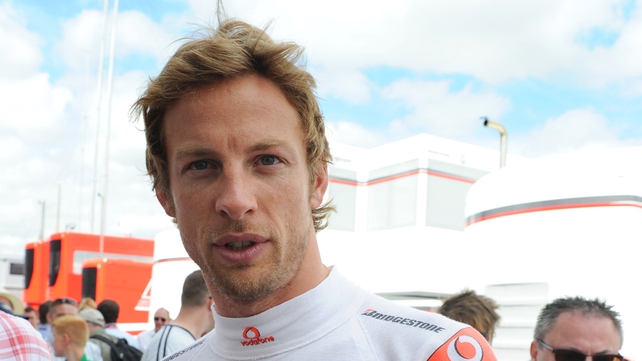 Jenson Button hopes his performance will improve in upcoming races