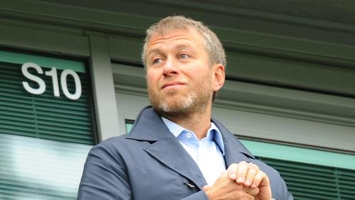Roman Abramovich - Russia's fourth richest man