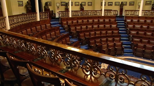 Dáil - Government and Opposition aim for consensus