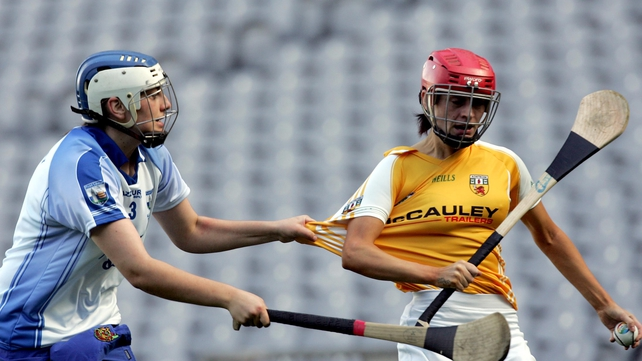 Antrim and Waterford drew the first encounter in Croke Park