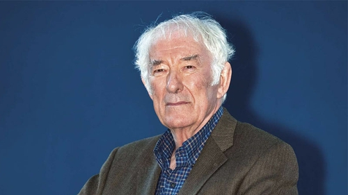 Seamus Heaney - his poem 'In Time' featured in the 'Pocket Poems' series.