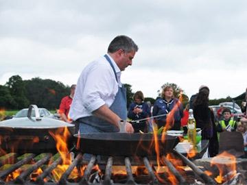 Corrigan Cooks Naturally - Kerry Show
