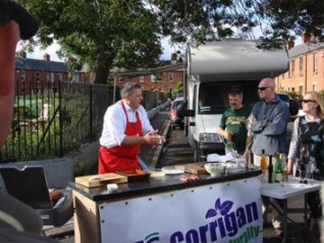 Corrigan Cooks Naturally - Dublin Show